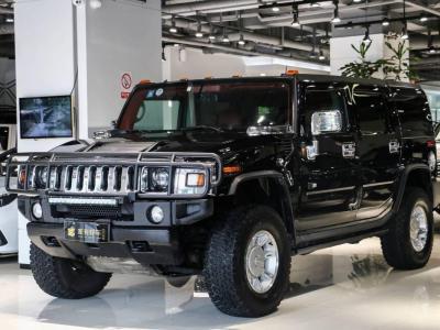 2003年5月 悍马 H2 6.0 AT图片