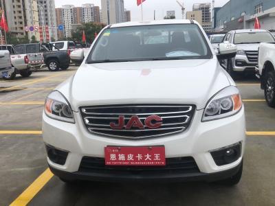 2016年6月 江淮 帥鈴T6 2.0T柴油四驅進取型長軸D19TCID7圖片