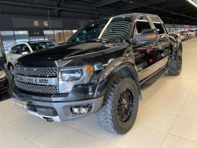 2015年1月 福特 F-150  6.2L SVT Raptor SuperCrew圖片