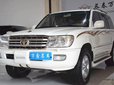 2008年8月 丰田 兰德酷路泽(进口) 4.7L VX-R图片
