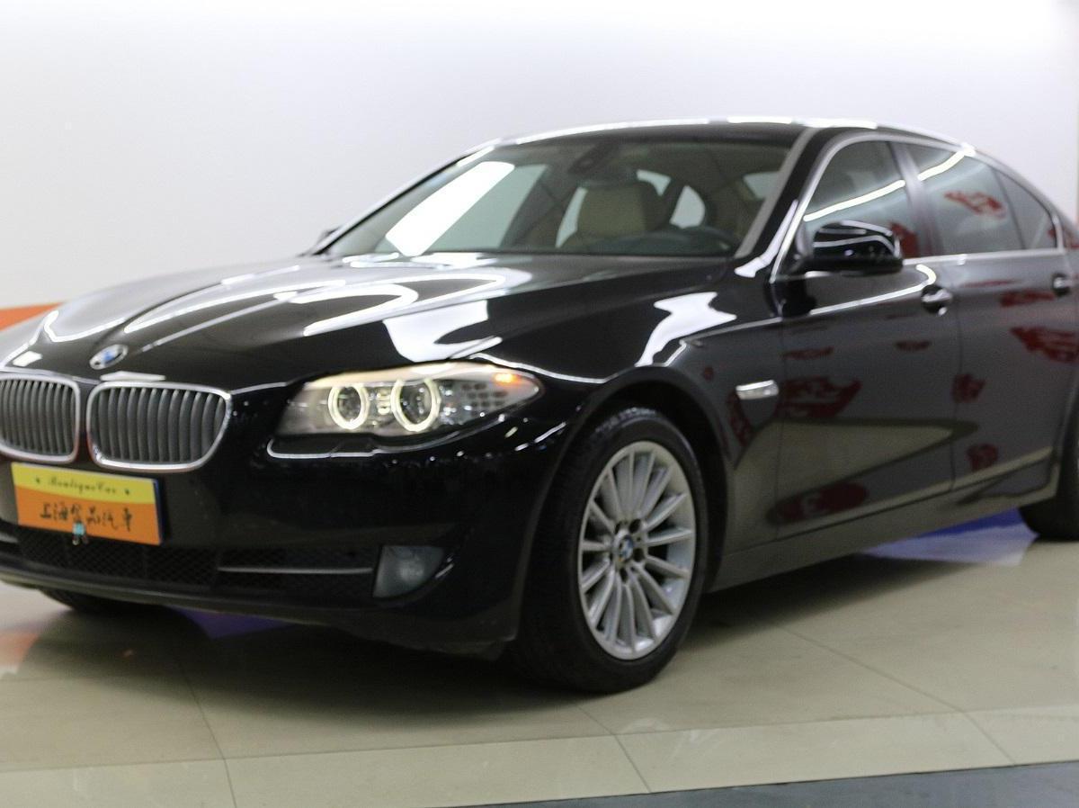 2012年11月_出售二手车宝马 宝马5系  2012款 535Li 豪华型哪里有卖_价格多少22.98万