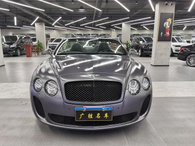 2011年11月 賓利 歐陸 賓利GT-SupersportS敞篷中規限量圖片