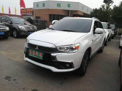 三菱 勁炫ASX  2018款 2.0L CVT兩驅尊享版