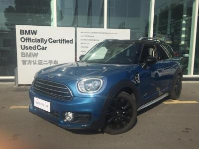 2017年12月 MINI COUNTRYMAN  1.5T COOPER ALL4 旅行家图片