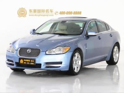 捷豹 XF 2009款 3.0 V6豪华版