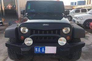 Jeep 牧马人  3.8 两门 Rubicon