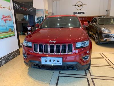 Jeep 大切諾基  2016款 3.6L 精英導航版
