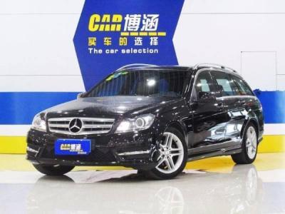 奔驰 C级  C200 Tourer 1.8T 豪华运动版图片