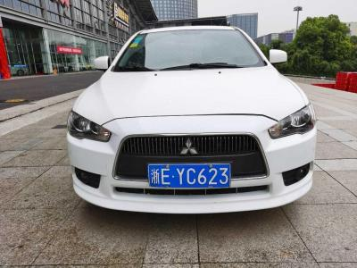 2013年7月 三菱 翼神 时尚版 1.8L CVT舒适型图片