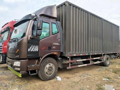 解放单桥厢式货车,国五排放