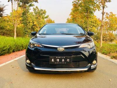 豐田 雷凌  2018款 185T CVT豪華版圖片