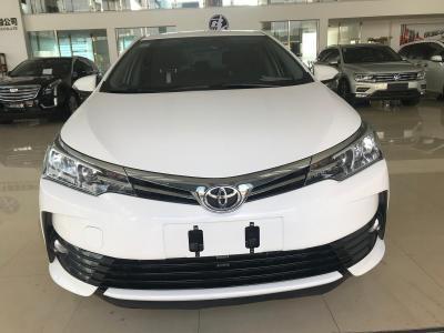 2018年11月 丰田 卡罗拉  改款 1.2T S-CVT GL-i图片