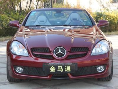奔驰 奔驰SLK级  2010款 SLK 200K Grand Edition图片