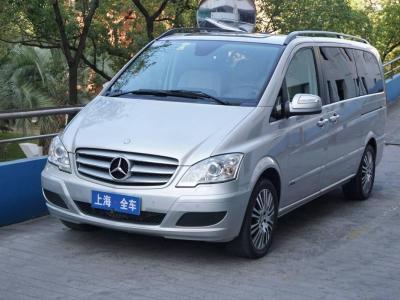 2014年3月 奔驰 唯雅诺  3.5L 皓驰版图片