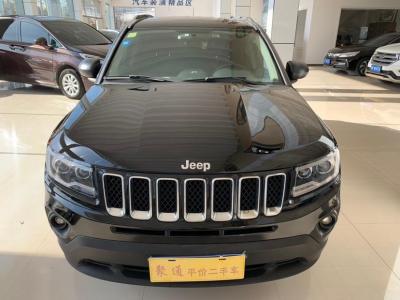 2013年6月 Jeep 指南者(进口) 2.4L 四驱都市版图片