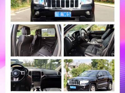 2012年01月 Jeep 大切诺基(进口) 3.6L 舒适导航版图片