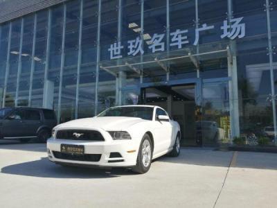 福特 野马  3.7 V6标准型图片