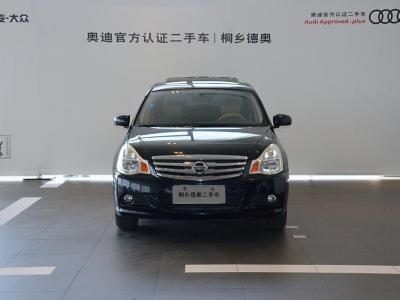 日產 軒逸  2009款 1.6XL 手動豪華天窗版