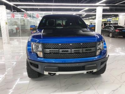 2011年1月 福特 F-150  6.2L SVT Raptor SuperCrew圖片