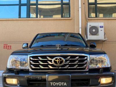 豐田 蘭德酷路澤  2007款 4.7L 自動GX-R圖片