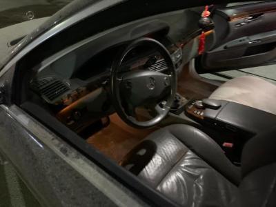 2009年6月 奔驰 奔驰S级  S 350 L 豪华型图片