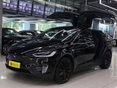 特斯拉 Model X  2019款 长续航版