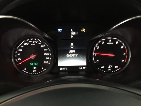 奔驰 C级  C260L 2.0T图片