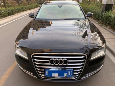 奧迪 奧迪A8  2012款 A8L 45 TFSI quattro豪華型圖片