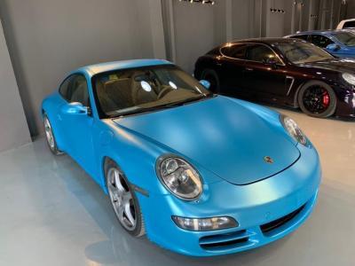 2008年6月 保时捷 911 GT3 3.6L图片
