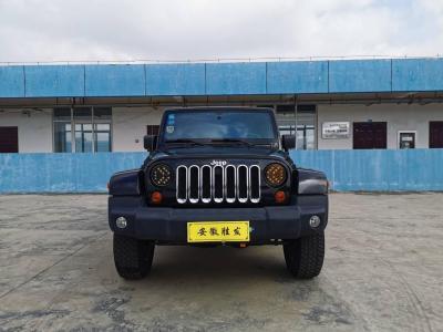 2011年5月 Jeep 牧马人(进口) 3.8L Sahara 两门版图片
