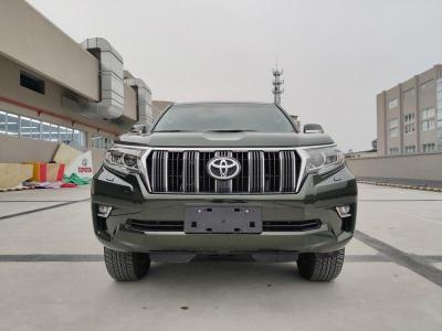 2019年2月 丰田 普拉多  3.5L 自动TX-L尊享版后挂备胎图片