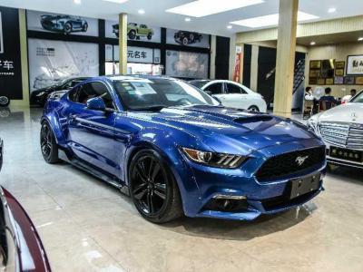 2018年1月 福特 Mustang(進口) 2.3T 性能版圖片