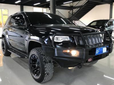 2015年6月 Jeep 大切诺基(进口) 3.0TD 柴油 精英导航版图片