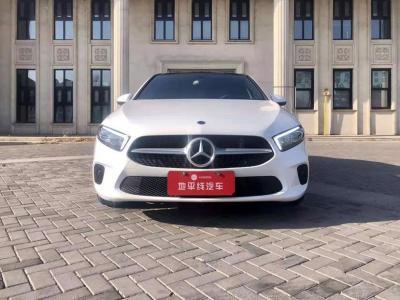 2019年6月 奔驰 奔驰A级  A 200 L图片