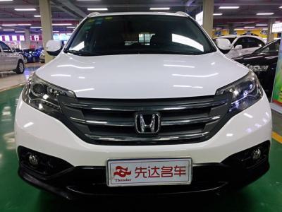 本田 CR-V  2012款 2.0L 四驱经典版