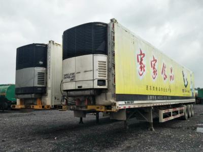 2017年5月 常年出售二手冷藏车大凤凰 凯丽 欧曼 解放 德龙 豪沃 手续齐全 包提档过户图片