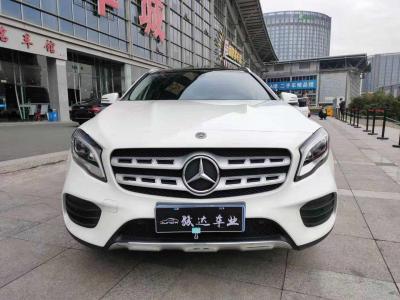 2019年8月 奔驰 奔驰GLA GLA 200 时尚型图片