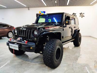 2012年5月 Jeep 牧马人(进口) 3.6L Rubicon 四门版图片