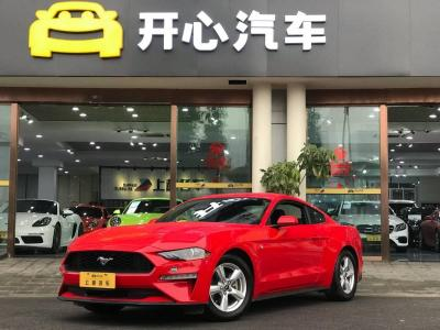 2019年12月 福特 Mustang(进口) 2.3L EcoBoost图片