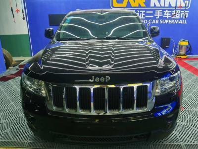 Jeep 大切諾基  2013款 3.6L 舒適版圖片