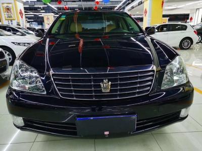 2007年12月 丰田 皇冠 2.5L Royal 真皮版图片