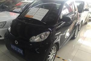 Smart Fortwo  Coupe 1.0 MHD 新年特别版