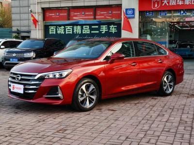 2019年9月 廣汽傳祺 GA6  270T 自動尊貴版圖片