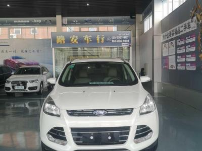福特 翼虎  2013款 1.6L GTDi 四驱精英型