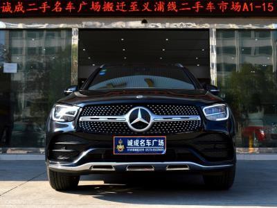 奔驰 奔驰GLC  2019款 改款 GLC 300 L 4MATIC 动感型图片