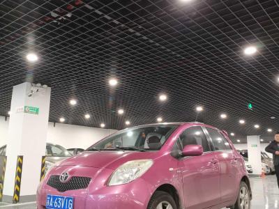 豐田 雅力士  2009款 1.6E 自動舒適版