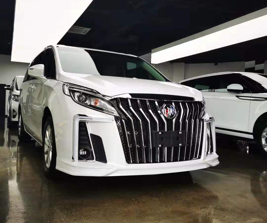别克 GL8  2018款 ES 28T 舒适型 国VI图片