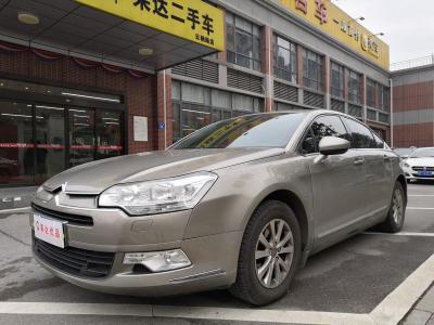 雪鐵龍 C5  2012款 2.0L 自動尊享型圖片