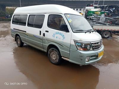 金杯 海獅  2011款 2.0L第五代快運王豪華型4G20B