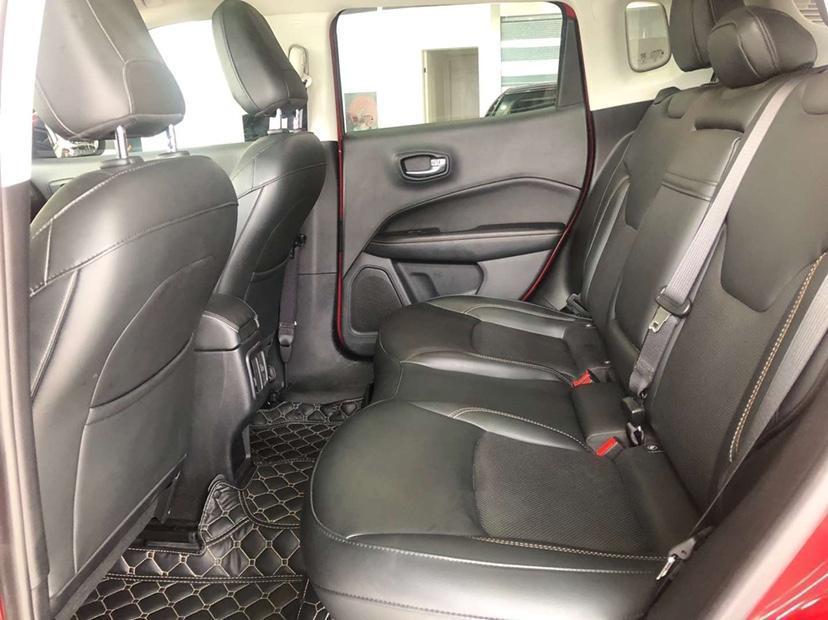 Jeep 指南者  2017款 200T 自动臻享版图片